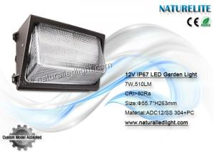 China IP65 Led Wall Pack Lighting Outdoor Wall Sconce Light  120V / 230V on sale