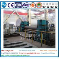 China Laminoir MCLW11SNC-80*3000 spécial de chaudière, de machine à cintrer de plat, de pétrole et de tuyau de gaz on sale
