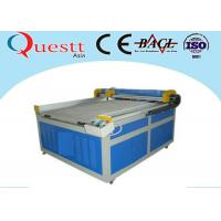 China MDF Wood Laser Engraving Machine , CNC Panel Control Stone Engraving Equipment on sale