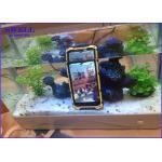 IP68 NFC Smartphone impermeável áspero