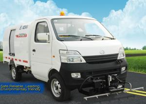 China High pressure Street Cleaning Vehicles / truck mounted sweeper / pavement sweeper XZJ5020TYHA4 on sale