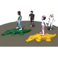 China Crocodile Shape Indoor Soft Play Equipment Simple Installation TUV Certification on sale