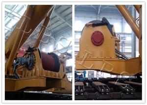 China Custom Offshore Winch , Marine Hydraulic Winch 10M-500M Drum Capacity on sale