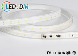 China Waterproof Sanan Chip SMD 2835 Flexible LED Ribbon Lights 12V 60 LEDs/M Type on sale