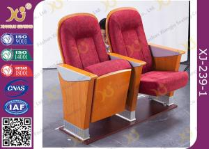 China Gade A Soft Materials Choristers Hall Auditorium Seating Plywood Seat & Back on sale