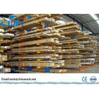 China Single / Double Sided Cantilever Rack , Q235B Steel Cantilever Racks on sale