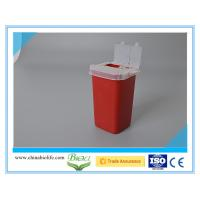 1L  medical disposable sharps container