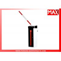China Straight Parking Lot  Boom Barrier Gates With RS485 Remote Control on sale