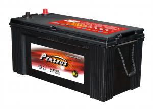 China 12V150AH MF car battery/truck battery/vehicles battery On sale on sale