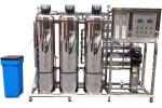 1500L/H Water Softener System , Automatic Whole House Reverse Osmosis System