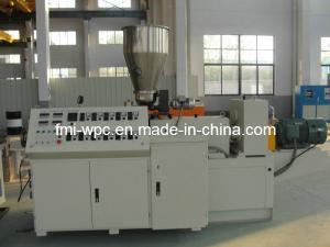 China PVC/WPC/PP/PE Plastic Extrusion Line, Extruder, Extrusion Machine on sale