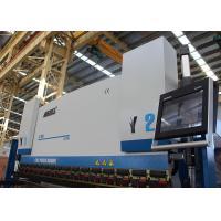 Automated CNC Brake Press Machine 4200mm Bending Length Environmental Friendly