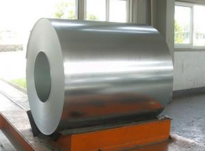China ASTM GB 200 Series Cold Rolled Steel Coil 201 No.1 No.4 , Width 1010mm / 1240mm on sale