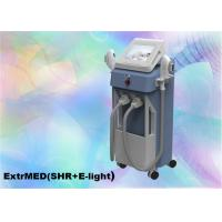 China Home IPL SHR Hair Removal Machine with 50W RF Energy Modular Configurations on sale