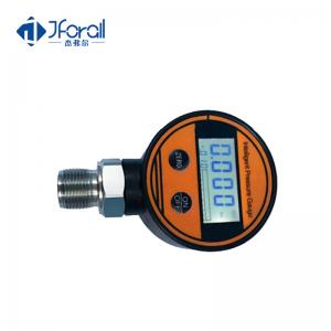 China High Accuracy Digital Hydraulic Pressure Gauge , Differential Pressure Gauge on sale