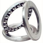 F6-14M High Precision Chrome Steel Miniature Thrust Ball Bearings / Axial Bearings
