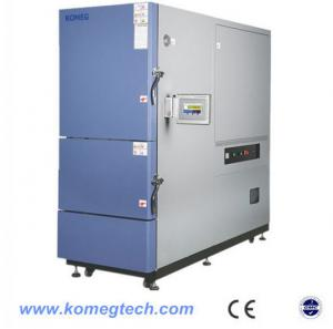 China TST - 500A 316L ESS Chamber / Thermal Shock Test Chamber For LED Industry on sale