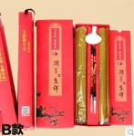 Sistema del arte de caligrafía japonesa de la pintura china sin la acuarela de papel xuan cinco del sumi-e del papel del ricer cuatro tesoros