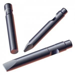 China Italdem gk3500 gk3800 k550 k1000 k1030 k1300 IM65 MK350 hydraulic hammer moil point rock breaker wedge chisel on sale