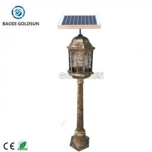 China 2018 new design Solar mosquito repeller China factory on sale