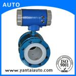 Battery operated Electromagnetic Flowmeter,flow meter manufacturer
