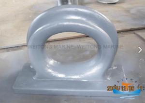 China Casting Offshore Marine Mooring Equipment C Type Chock CB34-76 Standard on sale
