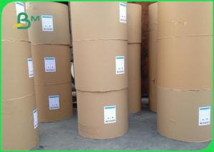 China White 100% Virgin Wood Pulp 70 / 80gsm Woodfree Paper For Notebook on sale