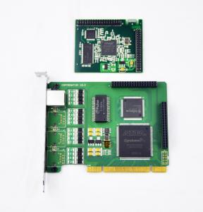 China 1E1 T1 asterisk e1 pri card with EC module,voip PCI card, pri sip gatway on sale