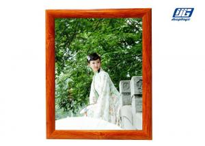 China A4 Size Snap Poster Frames , Single Sided Graphic Exhibition Holder on sale