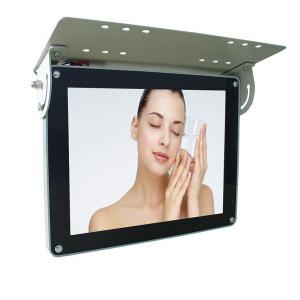 China MP3 JPG MPEG1 LCD Bus Digital Signage 15 Inch , Indoor 3G Advertising Display on sale