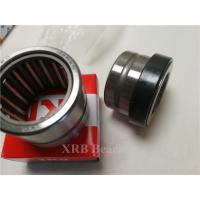 Full Complement Needle Roller Bearing / Radial Needle Thrust Bearing With Double Locking Ring