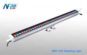China Aluminum 36w Energy Saving IP65 LED Wall Wash Light , CW / WW LED on sale