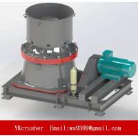 GP Cone Crusher Machine , Hydraulic Rock Crusher Simple Structure High Capacity