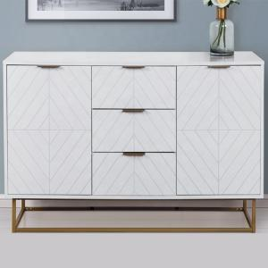 China Gloss Painting 2 Door Buffet Cabinet on sale