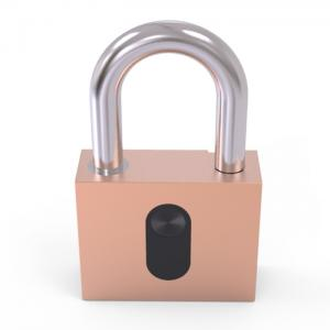 China Cabinet Waterproof SUS304 Resettable Combination Padlock With Phone APP Control on sale