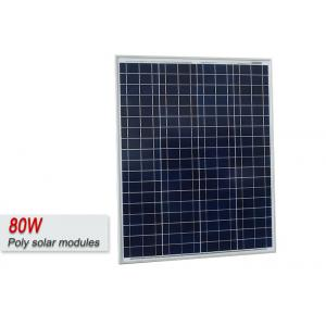 China Sungold Waterproof Polycrystalline Silicon Solar Panels For Off Grid Cabin on sale