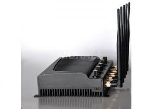 China 3G Mobile Network Jammer Device , Effective WIFI / GPS Signal Disruptor Jammer on sale