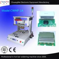 Hot Bar Pcb Soldering Machine For Pcb  /  Fpc With Lcd Display