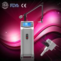 10600nm professional fractional CO2 laser machine for Acne Scars Treatment, Debridement