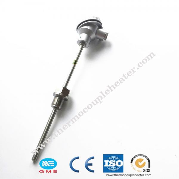 K Type Assembled Rtd Temperature Sensor Nichrome Resistance Length
