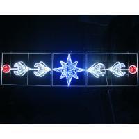 2015 new model Christmas decorations lights LED Street Motif Light project