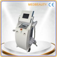 shr ipl epilation device & elight nd yag laser 4 in 1 system