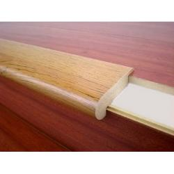 ... China Mdf Molding Stair Nose Laminate Anti Slip Stair Nosing  Accessories For Laminate Flooring For Sale ...