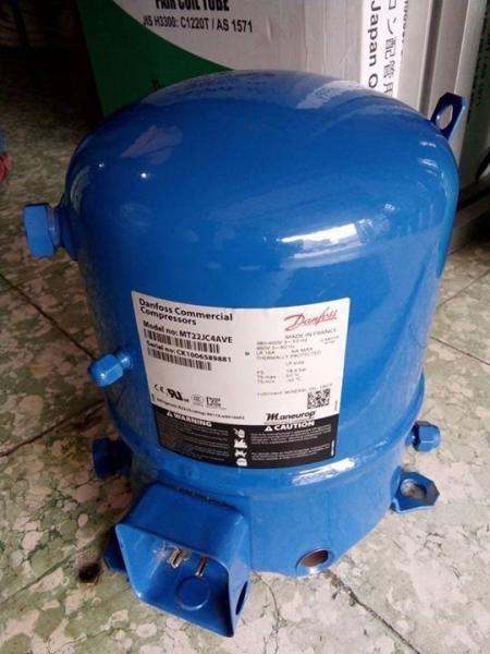 R22 Danfoss commercial compressor MT22J4AVE MT22JC5PVE ... on