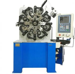 China Three To Four Axis Spring Forming Machine , Spring Maker Machine High Precision on sale
