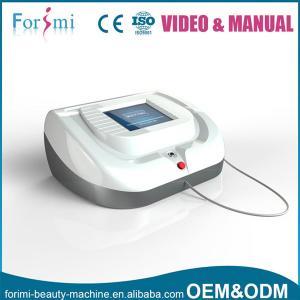 China Portable 980nm medical diode laser vascular remove laser equipment on sale