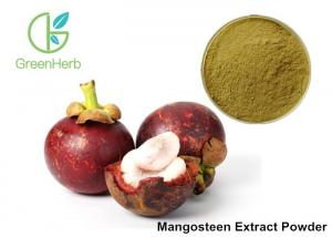 China Strengthen Immunity Mangosteen Extract Powder , Garcinia Mangostana L on sale