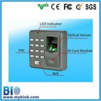 Excellent Matching Speed ICP/IP 4 Door Access Controller Bio-F3