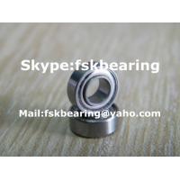 Stainless Steel SR144ZZ Miniature Deep Groove Ball Bearing for Medical Equipment