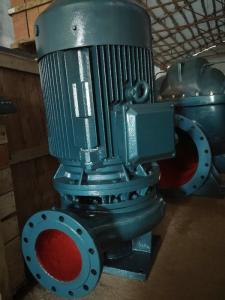 China Seal Less Multi Impeller Centrifugal Pump / Self Control Vertical High Pressure Pump on sale